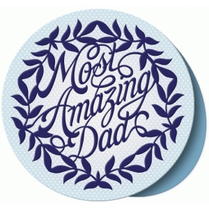 card most amazing dad