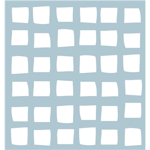irregular checkerboard background