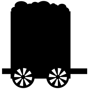 train coal car
