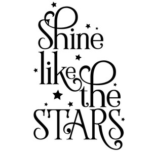 shine like the stars quote