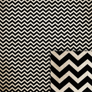 halloween black chevron background paper