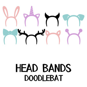 head bands doodlebat
