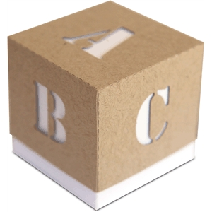 block party favor box