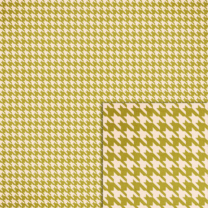 green houndstooth background paper