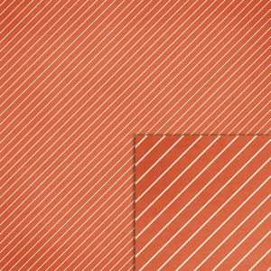 orange stripe background paper