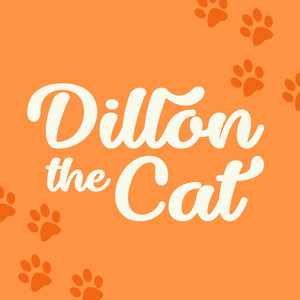 dillon the cat font