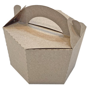 hexagon gable box