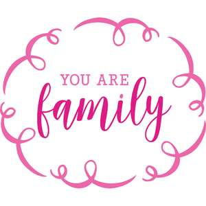 you are family quote