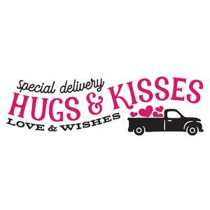 hugs & kisses special delivery