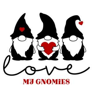 love my gnomies