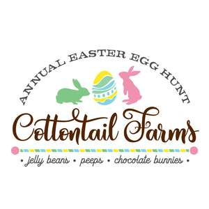 cottontail farms annual easter egg hunt