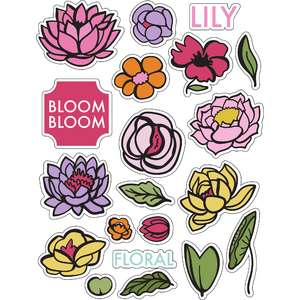 ml lily pads stickers