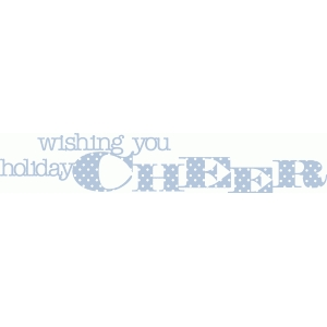 wishing you holiday cheer