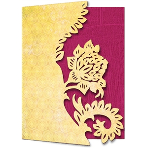 Asian blossom card