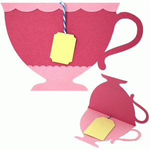 amanda mcgee tea cup card