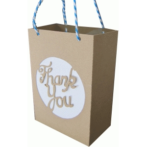 thank you gift bag