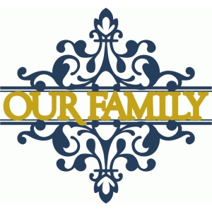 split damask - our family