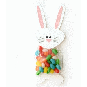 bunny treat bag