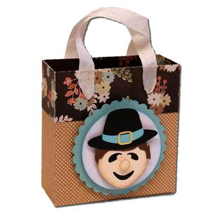 boy pilgrim fold over bag