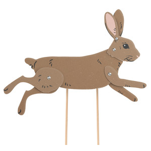 rabbit puppet