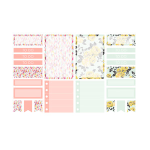 tuesday collection planner stickers