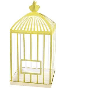rectangle birdcage
