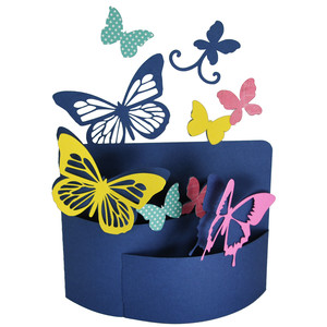 butterfly bendi card