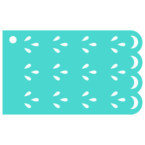 lacy favor flag
