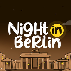 night in berlin