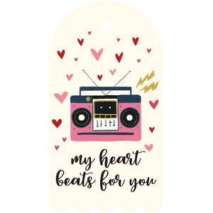 my heart beats for you tag