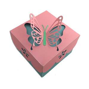 pop up butterfly box