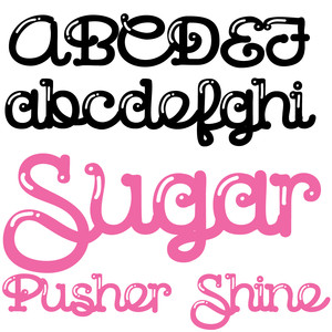 zp sugar pusher shine
