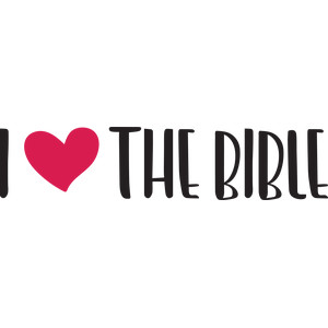 i heart the bible
