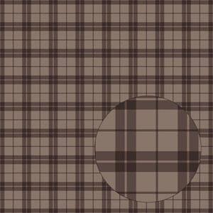 brown fall plaid seamless pattern