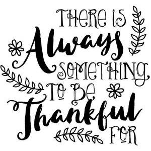 always thankful quote