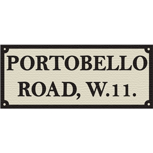 portobello rd sign london