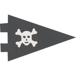 Pirate Pennant