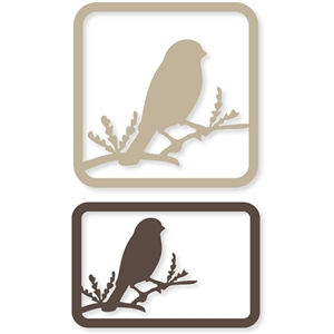 bird branch card