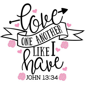 love one another like i have