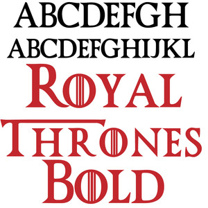zp royal thrones bold