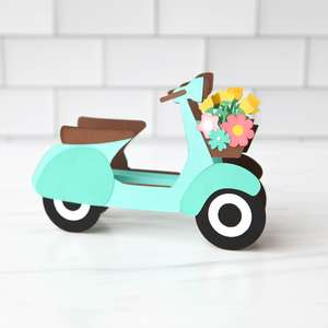 box card vespa