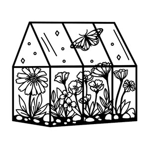 butterfly house terrarium