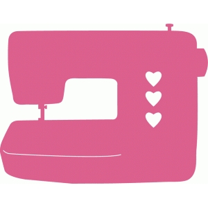 silhouette sewing machine
