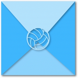 envelope volleyball
