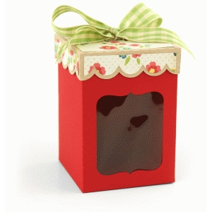 3d lori whitlock stack of cookies box