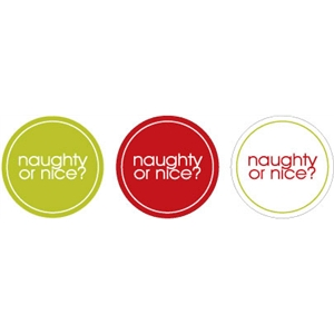 phrase: naughty or nice