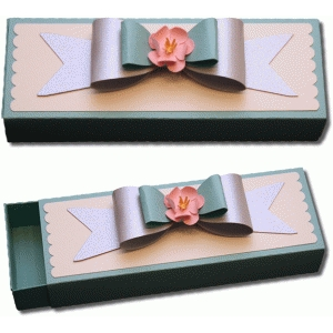 3d sliding bow box