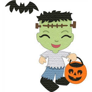 costume kids frankenstein