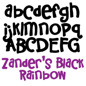 zp zander's black rainbow