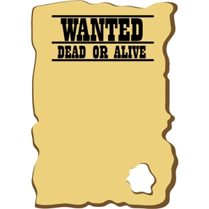 wanted poster pc
